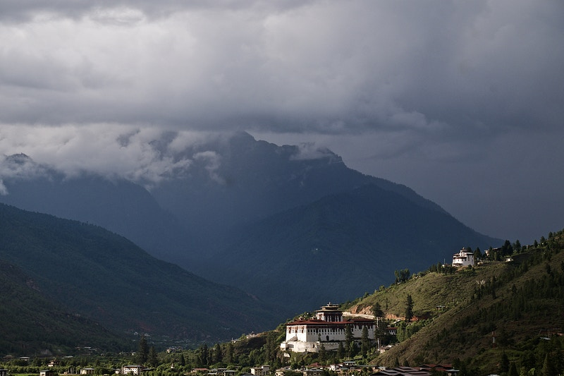 Bhutan Cloud Bound In The Land Of The Thunder Dragon - New Light Dreams | PHOTOGRAPHY BY CRAIG C LEWIS