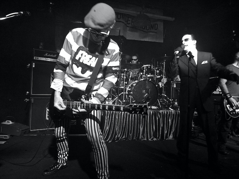 The Damned - New Light Dreams | PHOTOGRAPHY BY CRAIG C LEWIS