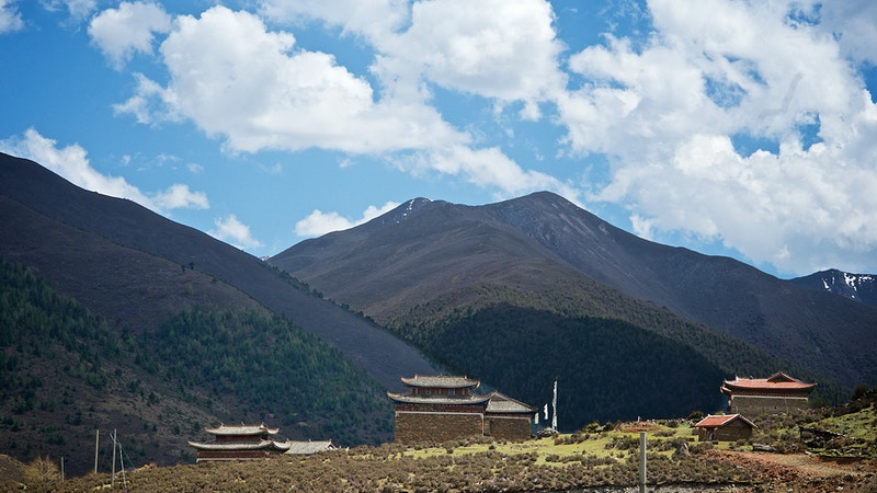 Western Sichuan Trekking On The Tibetan Plateau - New Light Dreams Photography | CRAIG C LEWIS