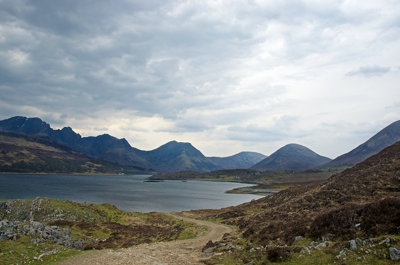 Highlands And Islands Over The Sea To Skye - New Light Dreams | PHOTOGRAPHY BY CRAIG C LEWIS