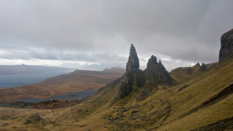 Highlands And Islands Over The Sea To Skye - New Light Dreams Photography | CRAIG C LEWIS