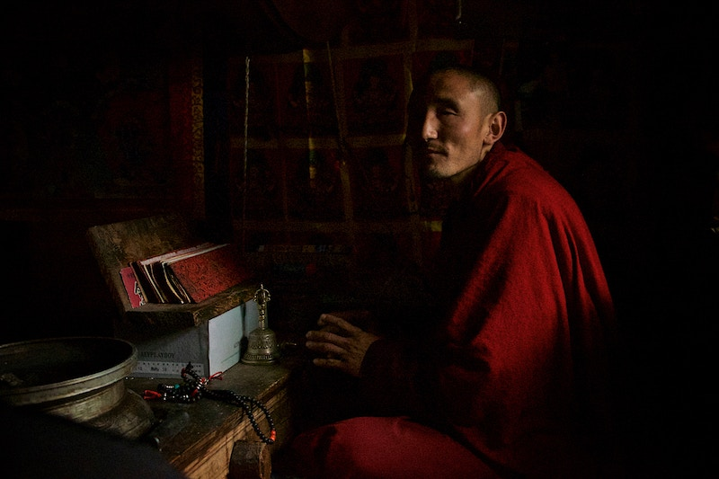 Minya Konka Glimpses Of The Tibetan Plateau - New Light Dreams | PHOTOGRAPHY BY CRAIG C LEWIS