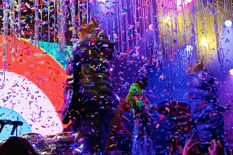 The Flaming Lips - New Light Dreams Photography
