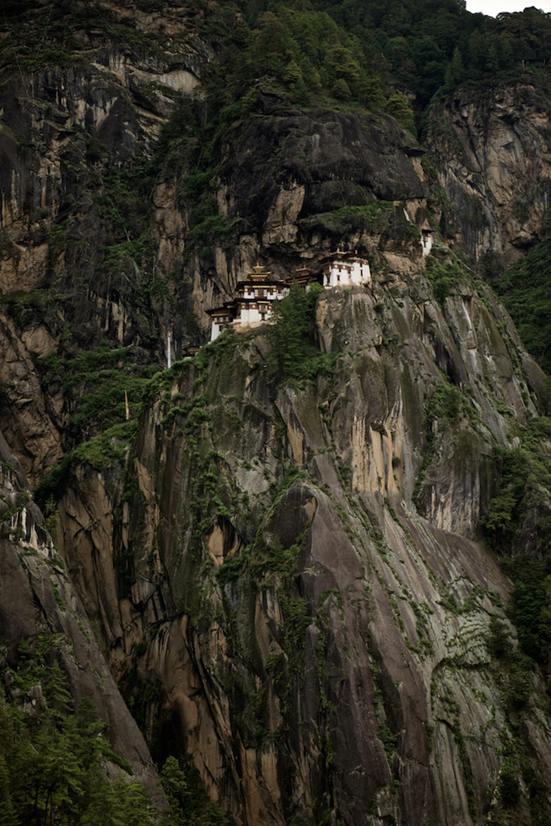 The Tigers Nest Ascent To Taktsang Palphug Monastery - New Light Dreams | PHOTOGRAPHY BY CRAIG C LEWIS