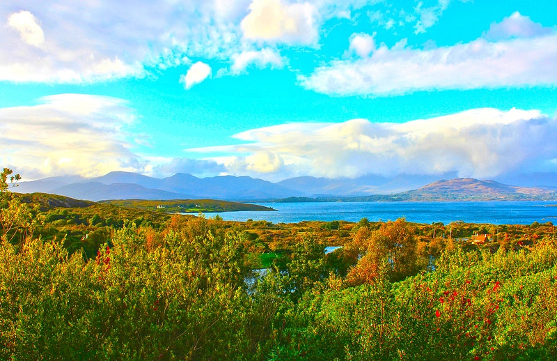 BEARA SEA VIEW - NICHOLAS LIMITED EDITION