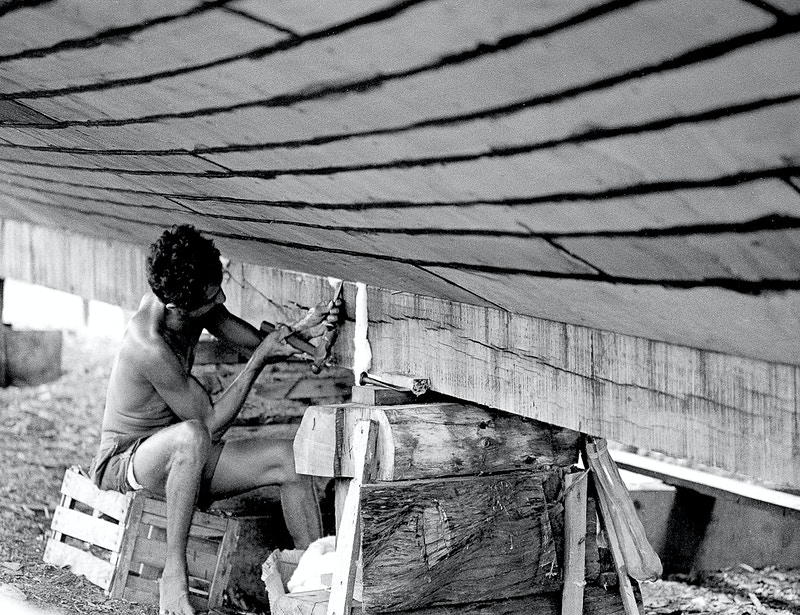 CAMPECHE BOAT BUILDER IV - NICHOLAS LIMITED EDITION