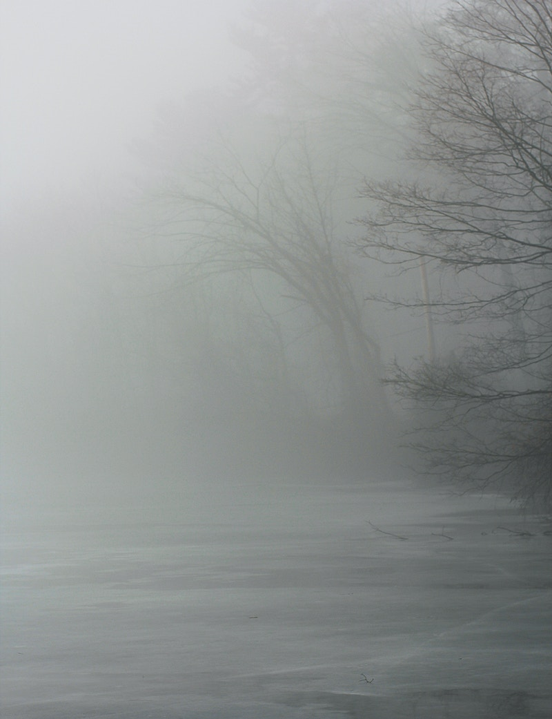 FOG OVER ICE II - NICHOLAS LIMITED EDITION