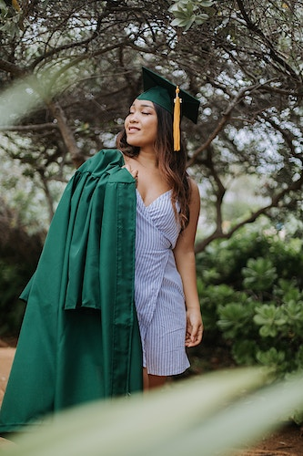 Jazlyns Grad Photos Class Of 2018 - Nicole Brannum Photography