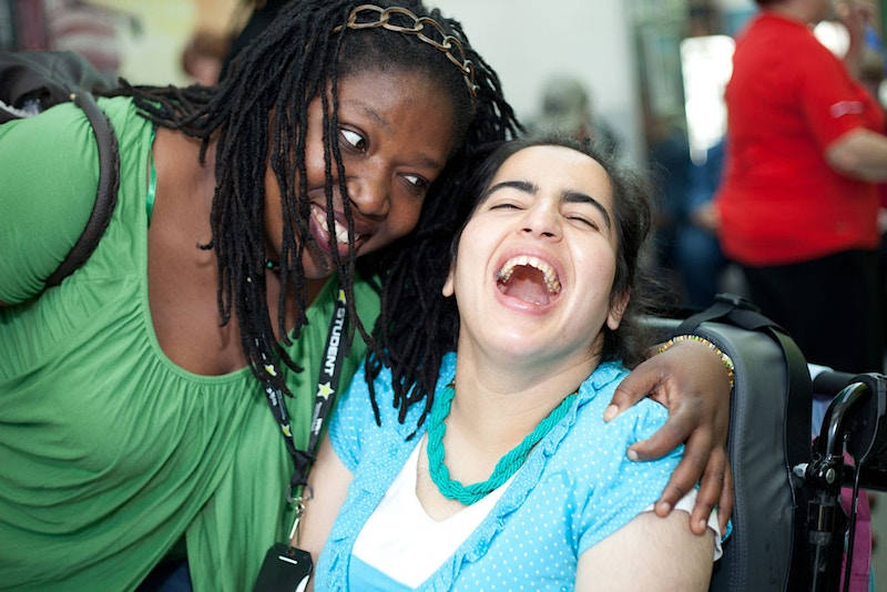Westminster Kingsway Learning Disability Student Event - Nina Hollington Photography