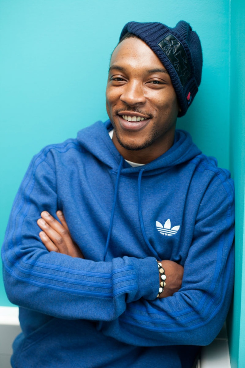 Ashley Walters - Nina Hollington Photography