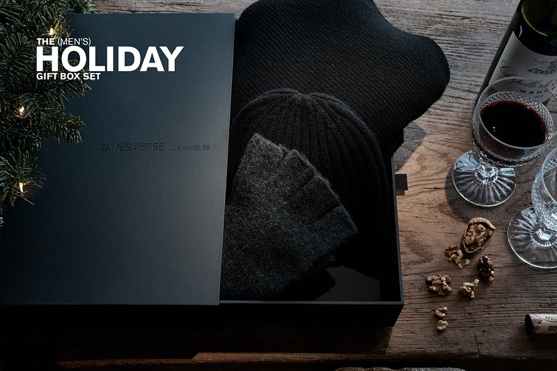 James Perse Holiday Gifts - Noah Stone