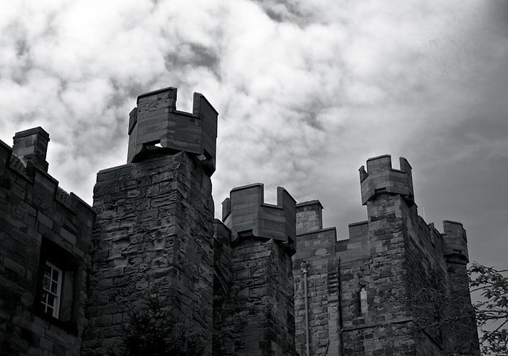 Lumley Castle Towers - Northbound Photography