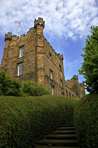 Lumley Castle - Northbound Photography