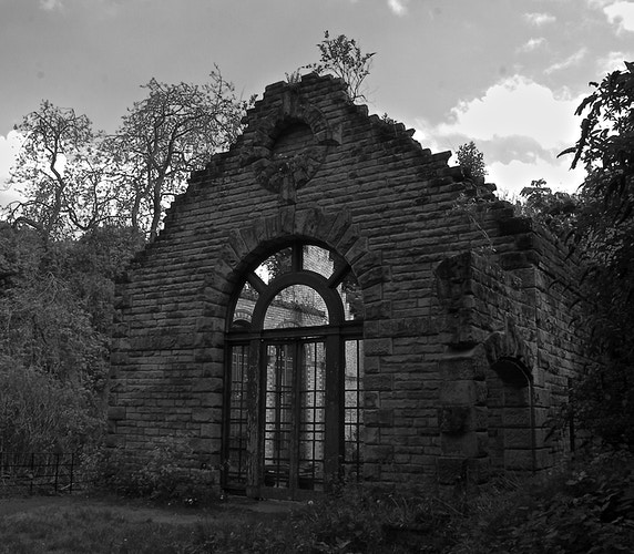 Lord Armstrong's Ruin - Northbound Photography