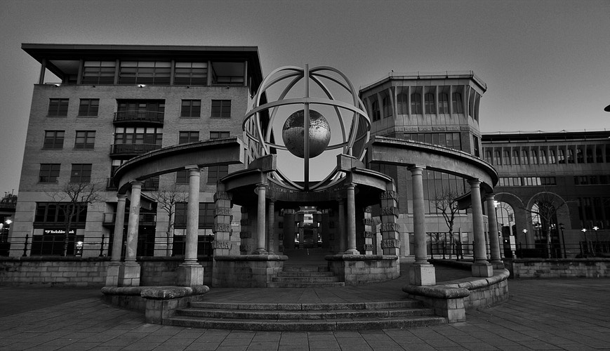 The Swirle Pavilion - Northbound Photography