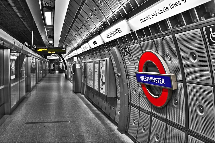 Westminster - Northbound Photography