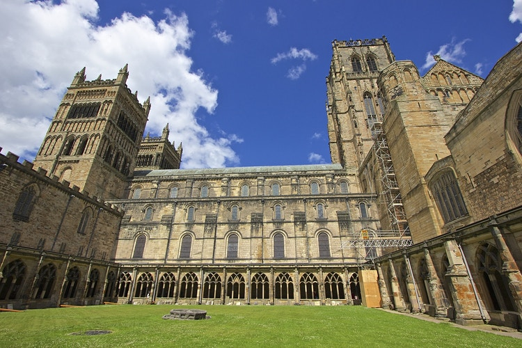 Durham Cathedral - Northbound Photography