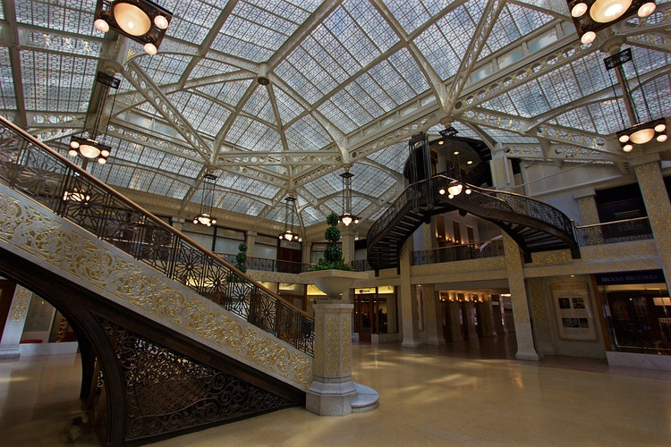 The Rookery Building - Northbound Photography