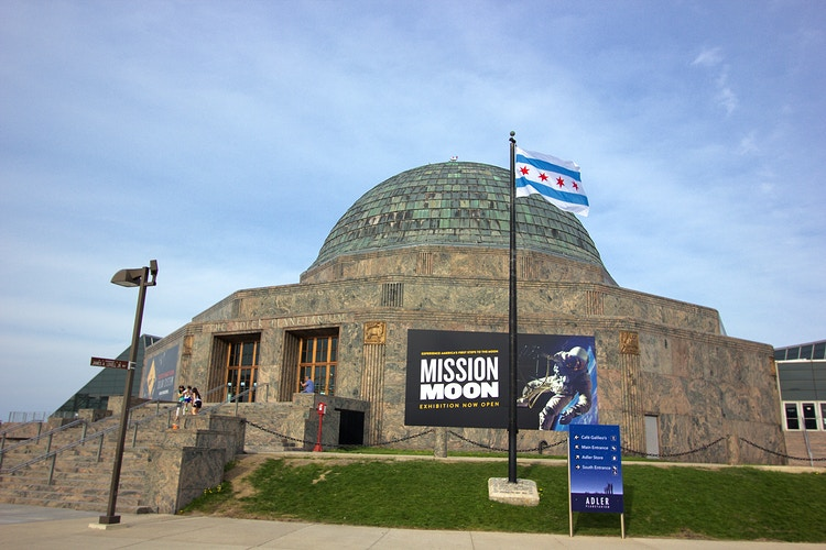 Adler Planetarium - Northbound Photography