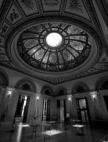 Chicago Cultural Center - Northbound Photography