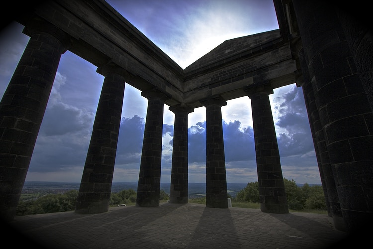 Penshaw Monument - Northbound Photography