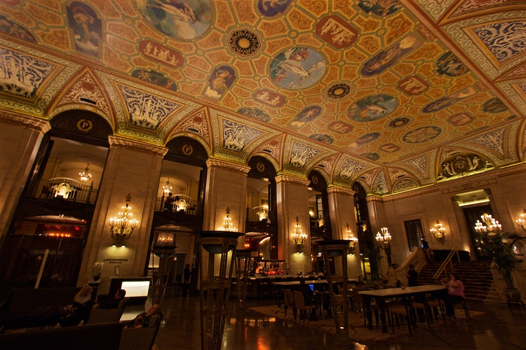 The Palmer House Lobby - Northbound Photography
