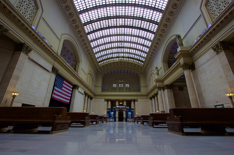 Union Station - Northbound Photography