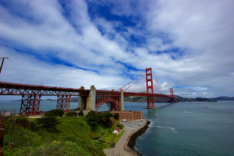Golden Gate Bridge - Northbound Photography