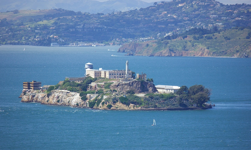 Alcatraz - Northbound Photography