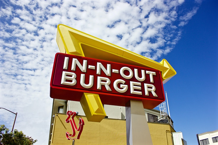 In-N-Out Burger - Northbound Photography