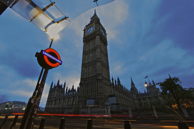 Big Ben - Northbound Photography