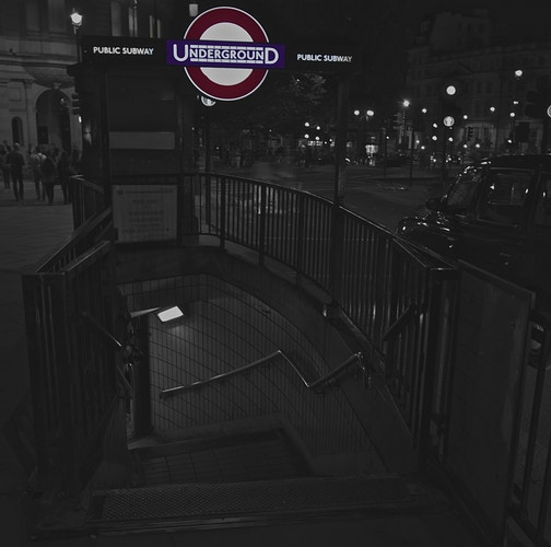 Going Underground - Northbound Photography