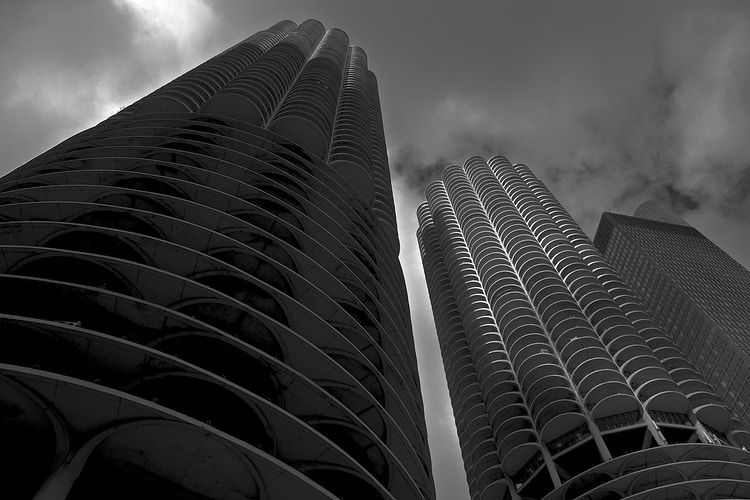 Marina City - Northbound Photography
