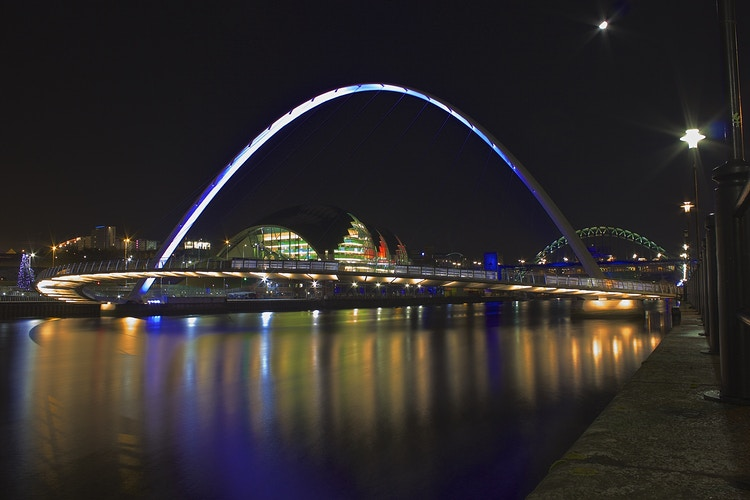 Millenium Bridge - Northbound Photography