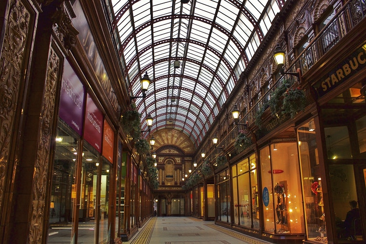 Central Arcade - Northbound Photography