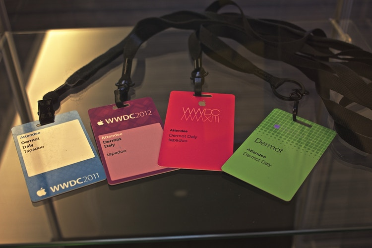 WWDC Passes - Northbound Photography