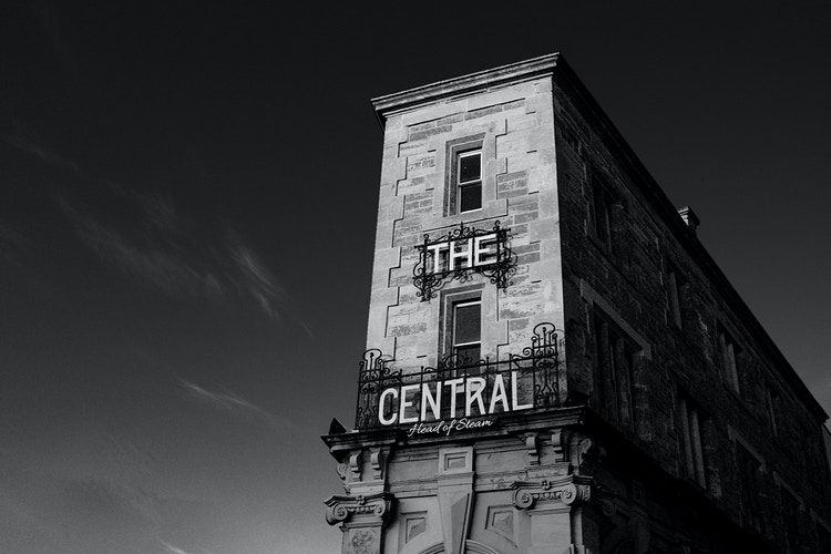 The Central - Northbound Photography