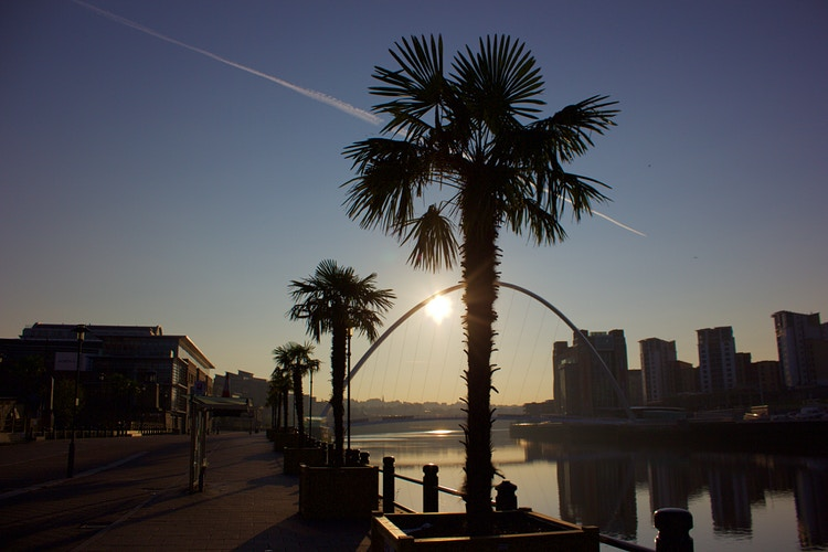 Quayside Seaside - Northbound Photography