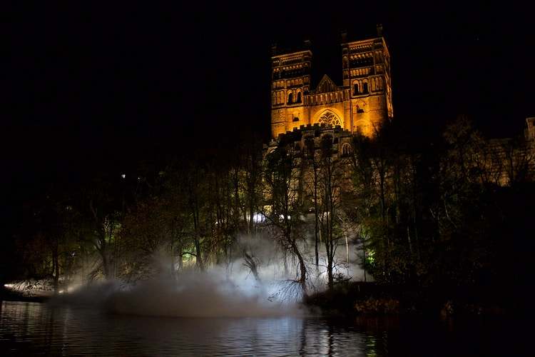 Durham Cathedral Lumiere - Northbound Photography