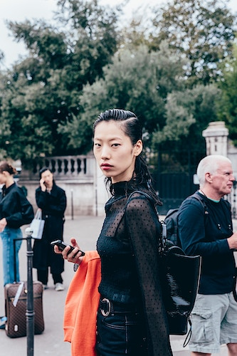 Fashion Weeks - Obaka-san, Photographer in Paris