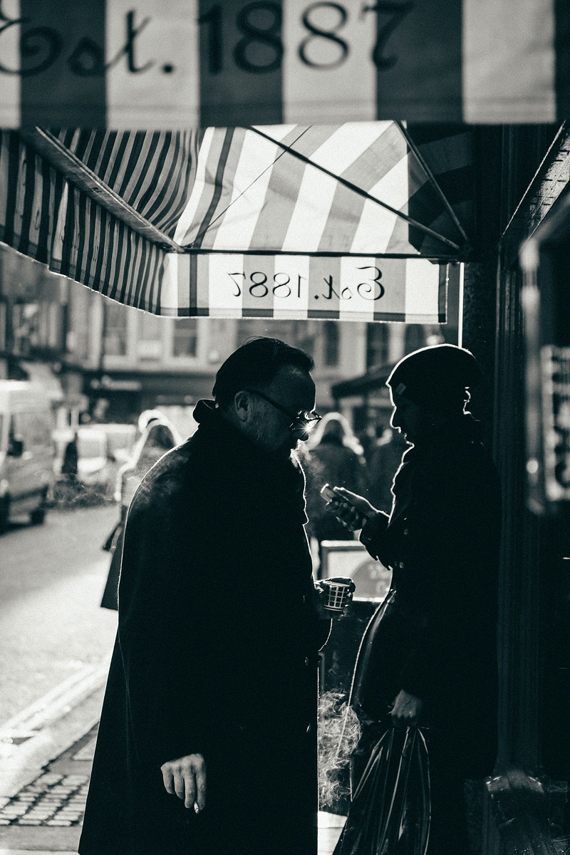 Street Photography - Obaka-san, Photographer in Paris