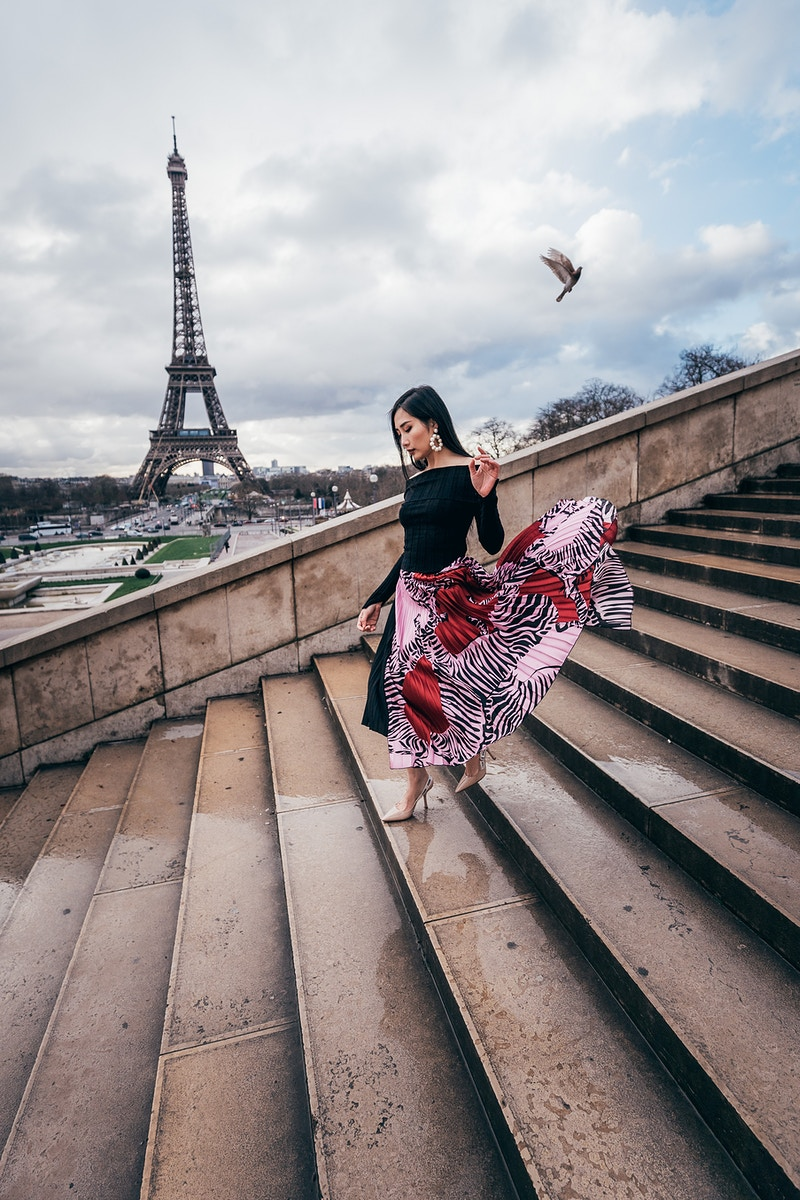 Portraits - Obaka-san, Photographer in Paris