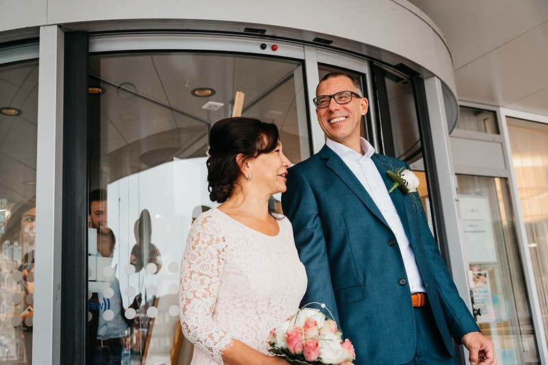 Sandra And Wim - OLAF SCHOUW