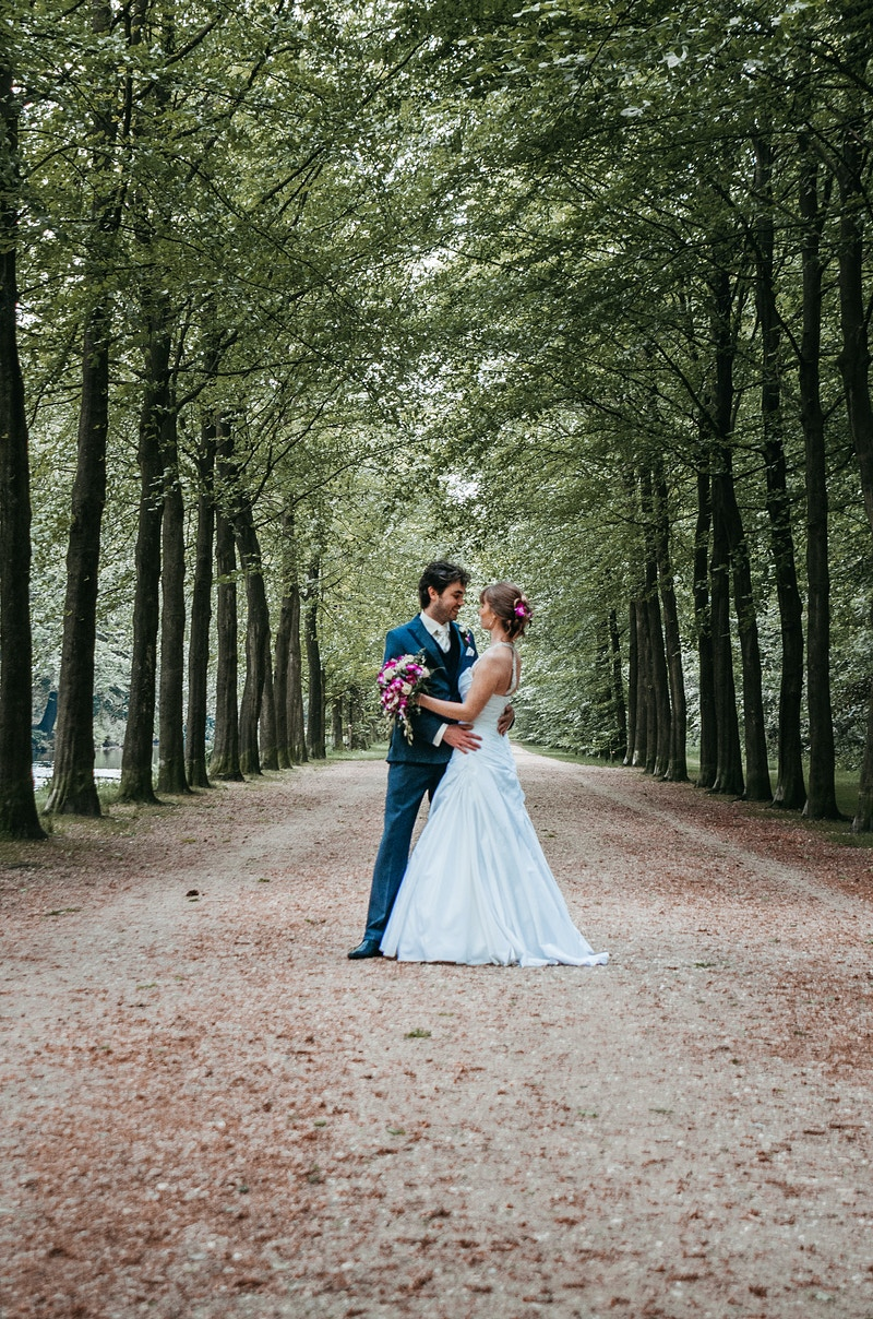 Amber And Duco - OLAF SCHOUW