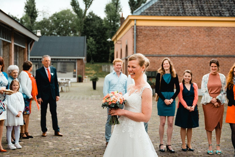 Nienke And Ramon - OLAF SCHOUW