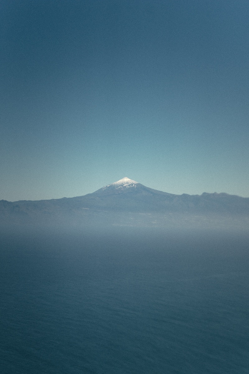 Tenerife - Ben Richardson Photo