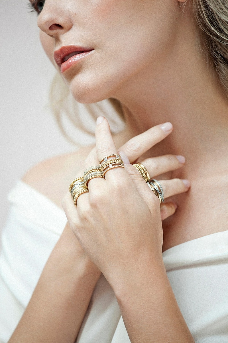 Nancy Newberg Jewelry - Oscar Garcia Photography