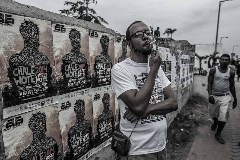 Chale Wote Ghana - Oualid Khelifi - Multimedia Author