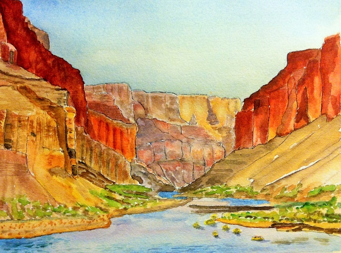Grand Canyon Riverview - Penney De Pas