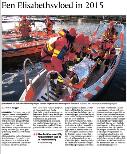 De Stem - 3 april 2015 - Peter Busscher
